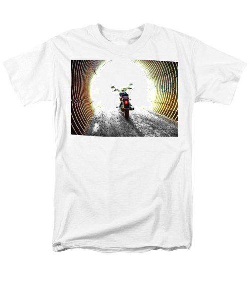 Men's T-Shirt  (Regular Fit) featuring the photograph Into The Light by Blair Stuart