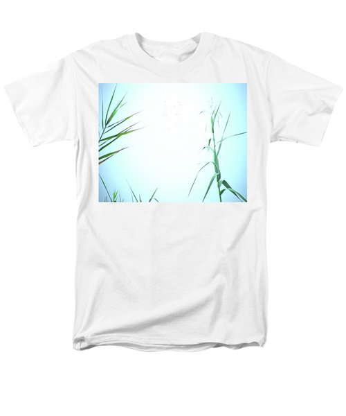 Men's T-Shirt  (Regular Fit) featuring the photograph Look Of Fog by Lizi Beard-Ward