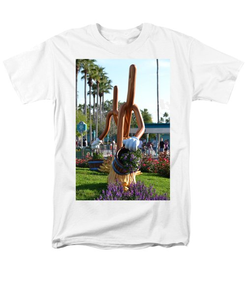 Magic Mop Men's T-Shirt  (Regular Fit) by Bonnie Myszka