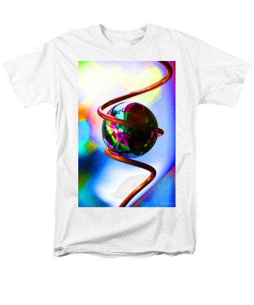 Magical Sphere Men's T-Shirt  (Regular Fit) by Diana Haronis