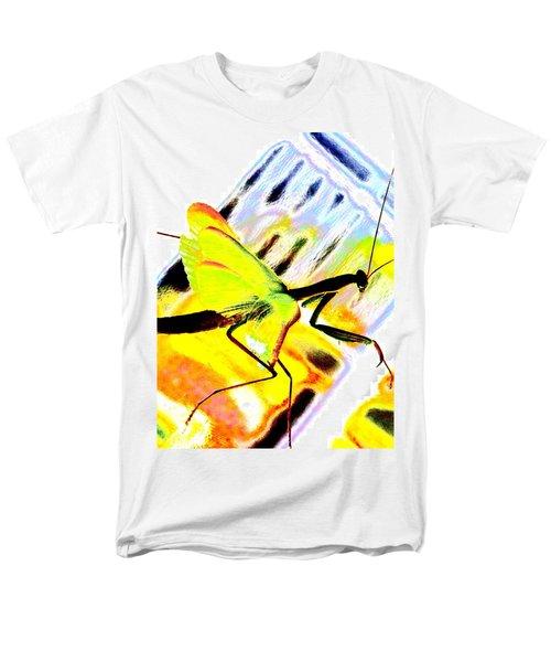 Mantis Men's T-Shirt  (Regular Fit)