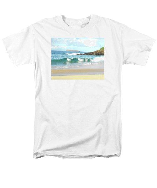 Maui Hawaii Beach Men's T-Shirt  (Regular Fit)