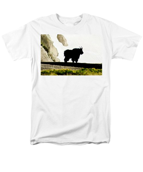Men's T-Shirt  (Regular Fit) featuring the photograph Nature's Silhouette by Colleen Coccia