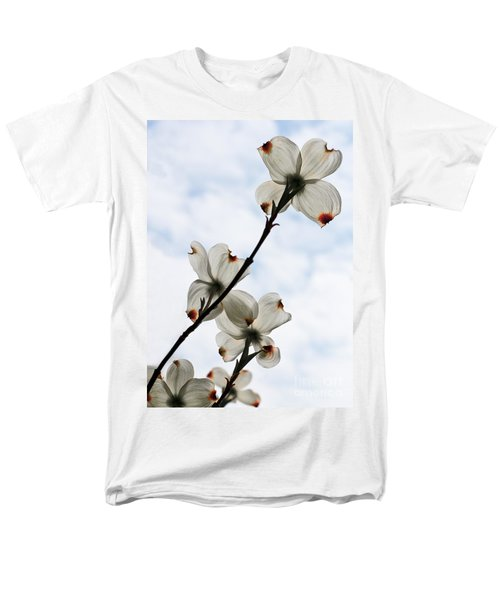Men's T-Shirt  (Regular Fit) featuring the photograph Only Once A Year by Barbara McMahon