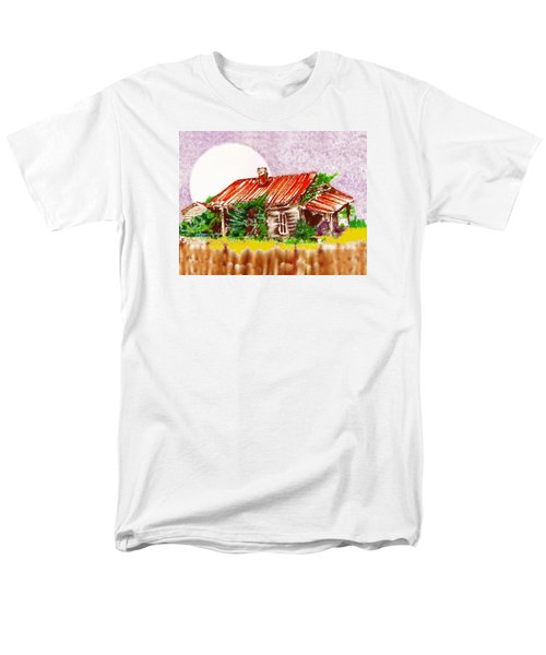 Ready To Fall In Men's T-Shirt  (Regular Fit) by Seth Weaver
