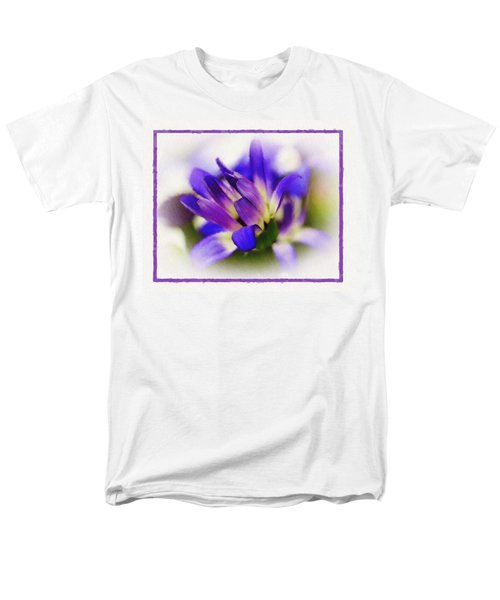 Royal Purple Men's T-Shirt  (Regular Fit) by Judi Bagwell