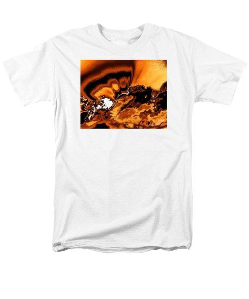 Solar Flare Men's T-Shirt  (Regular Fit) by Rebecca Margraf