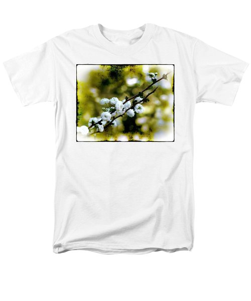 Spring Bough Men's T-Shirt  (Regular Fit) by Judi Bagwell