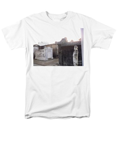 Men's T-Shirt  (Regular Fit) featuring the photograph Standing Guard by Alys Caviness-Gober