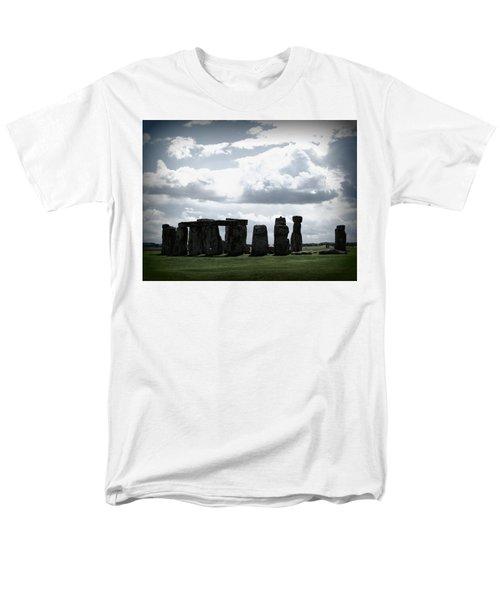Stonehenge Men's T-Shirt  (Regular Fit) by Ian Kowalski