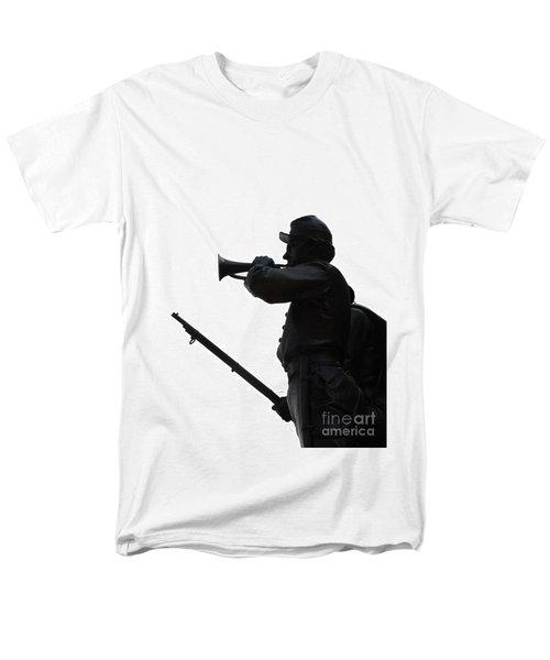 The Bugler Men's T-Shirt  (Regular Fit) by Cindy Manero