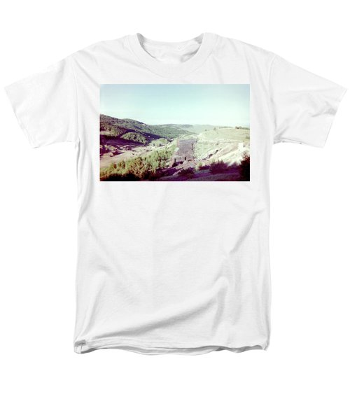 Men's T-Shirt  (Regular Fit) featuring the photograph The Mine by Bonfire Photography