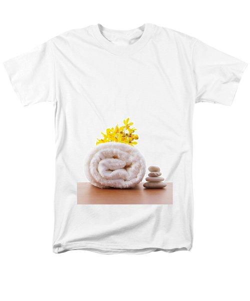 Towel Roll Men's T-Shirt  (Regular Fit) by Atiketta Sangasaeng