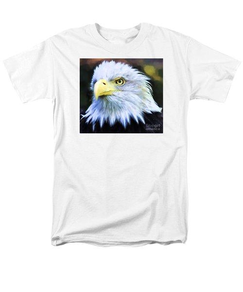 Eagle Eye Men's T-Shirt  (Regular Fit) by Suzanne Handel