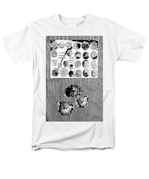 Influence On The Spiritual Atmosphere. Men's T-Shirt  (Regular Fit) by Danica Radman