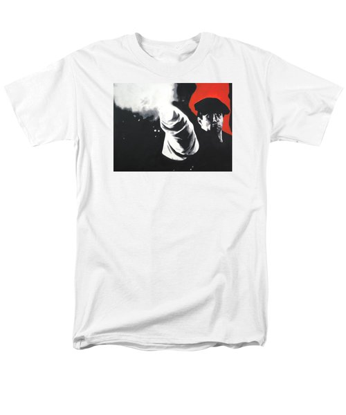 - The Godfather - Men's T-Shirt  (Regular Fit) by Luis Ludzska