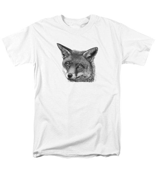 044 Vixie The Fox Men's T-Shirt  (Regular Fit) by Abbey Noelle