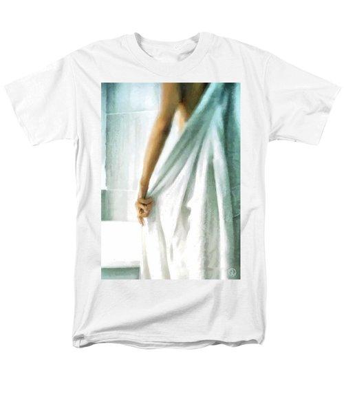 After The Bath Men's T-Shirt  (Regular Fit) by Gun Legler