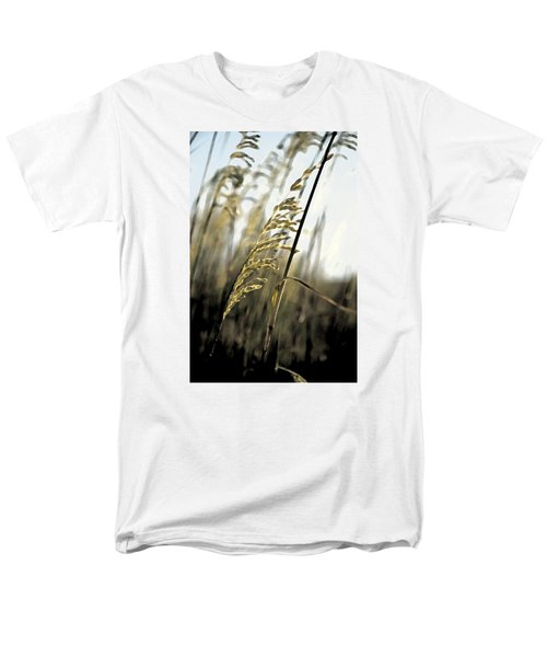 Artistic Grass - Pla377 Men's T-Shirt  (Regular Fit) by G L Sarti