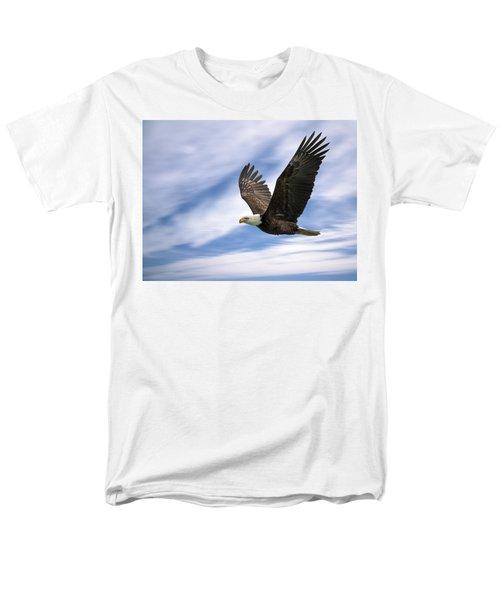 Bald Eagle - 365-12 Men's T-Shirt  (Regular Fit)