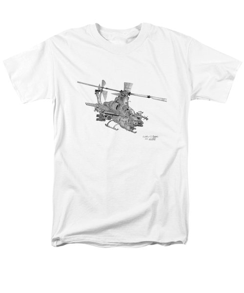 Bell Ah-1z Viper Men's T-Shirt  (Regular Fit) by Arthur Eggers