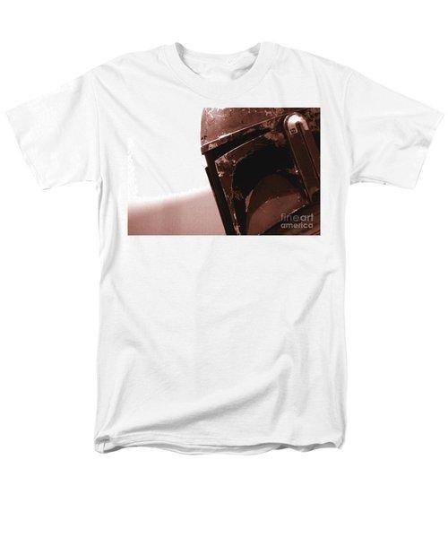 Boba Fett Helmet 32 Men's T-Shirt  (Regular Fit) by Micah May