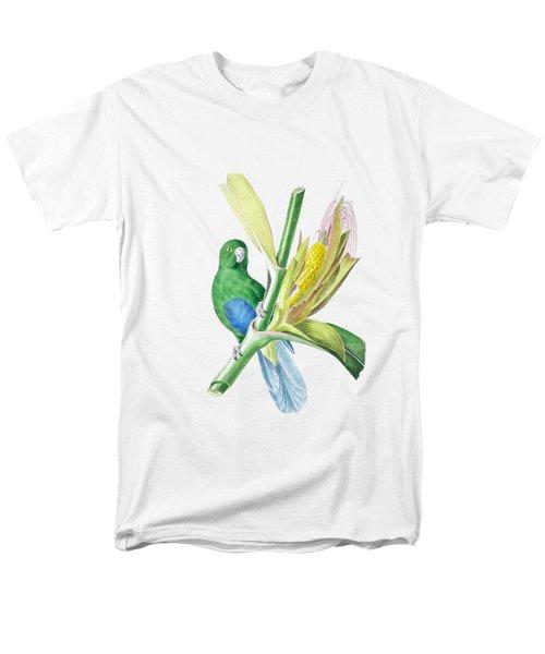 Brazilian Parrot Men's T-Shirt  (Regular Fit) by Philip Ralley