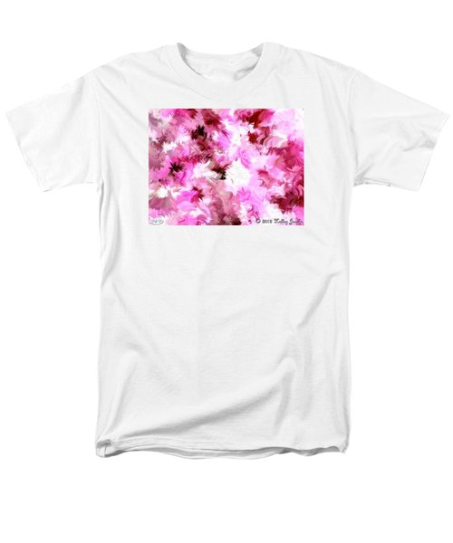 Men's T-Shirt  (Regular Fit) featuring the painting Chillin It by Holley Jacobs