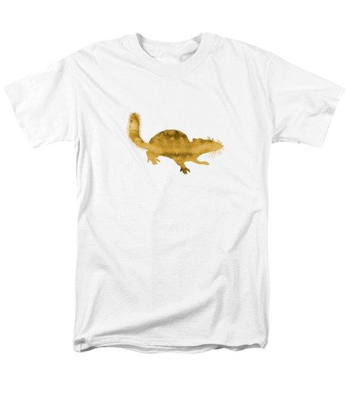 Chipmunk Men's T-Shirt  (Regular Fit) by Mordax Furittus