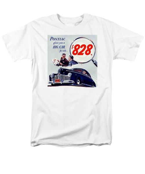 Men's T-Shirt  (Regular Fit) featuring the photograph Classic Cars by Allen Beilschmidt