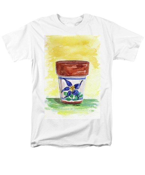 Columbine Container Men's T-Shirt  (Regular Fit)