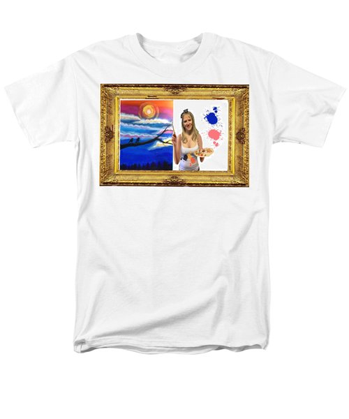 Cover Art For Gallery Men's T-Shirt  (Regular Fit) by Diana Riukas