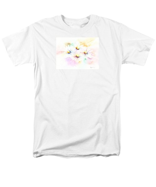 Daisy Men's T-Shirt  (Regular Fit) by Elizabeth Lock