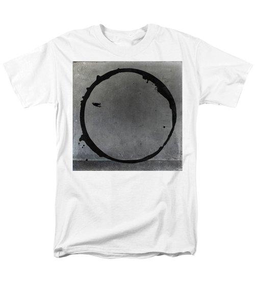 Men's T-Shirt  (Regular Fit) featuring the digital art Enso 2017-27 by Julie Niemela