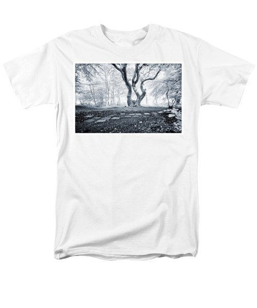Men's T-Shirt  (Regular Fit) featuring the photograph Fairy Tree by Keith Elliott