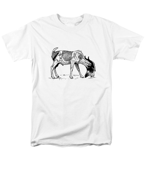 Goat Men's T-Shirt  (Regular Fit)