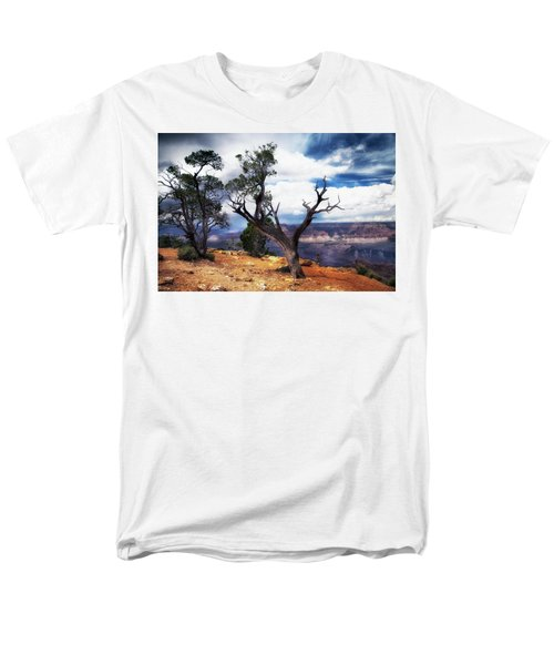 Grand Canyon Men's T-Shirt  (Regular Fit) by James Bethanis