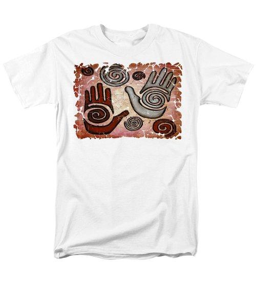 Healing Hands  Men's T-Shirt  (Regular Fit)