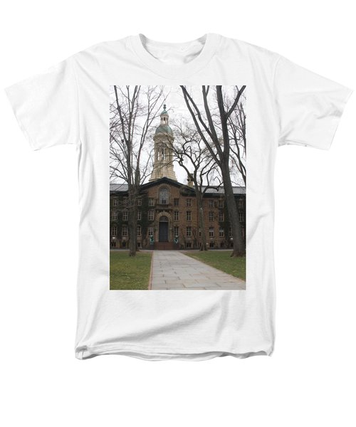 Men's T-Shirt  (Regular Fit) featuring the photograph Historic Princeton by Vadim Levin