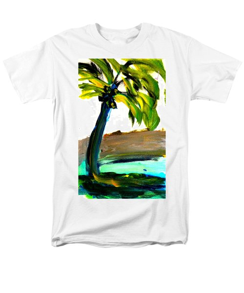 Island Time Men's T-Shirt  (Regular Fit) by Fred Wilson