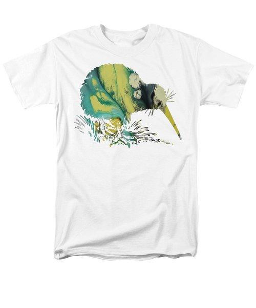 Kiwi Bird Men's T-Shirt  (Regular Fit) by Mordax Furittus