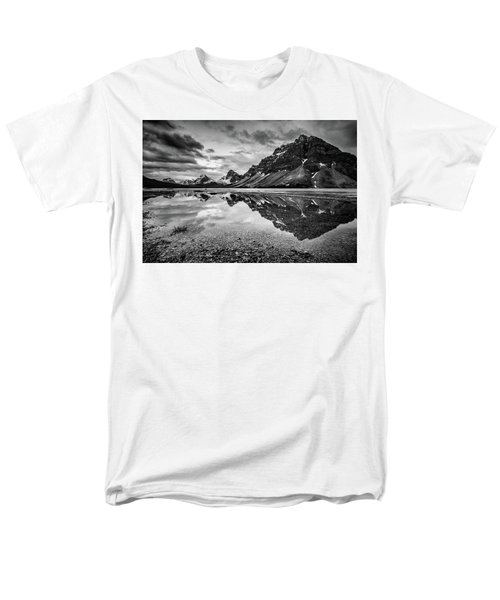 Light On The Peak Men's T-Shirt  (Regular Fit) by Jon Glaser