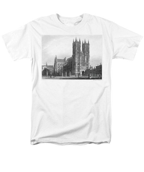 London: Westminster Abbey Men's T-Shirt  (Regular Fit) by Granger