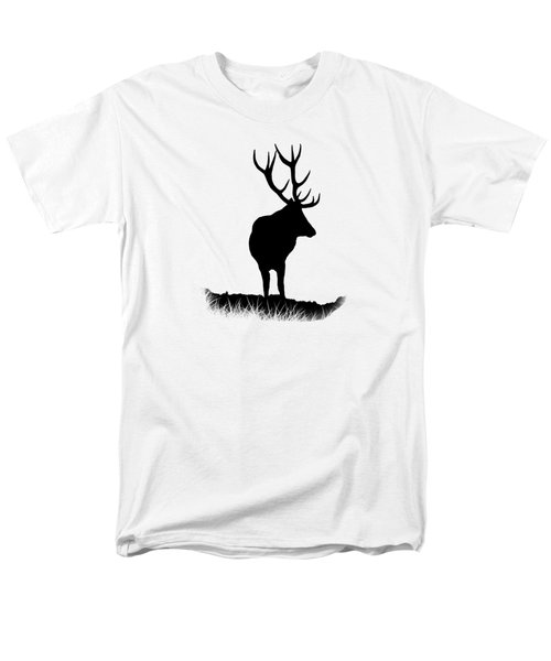 Monarch Of The Park  Men's T-Shirt  (Regular Fit) by Linsey Williams