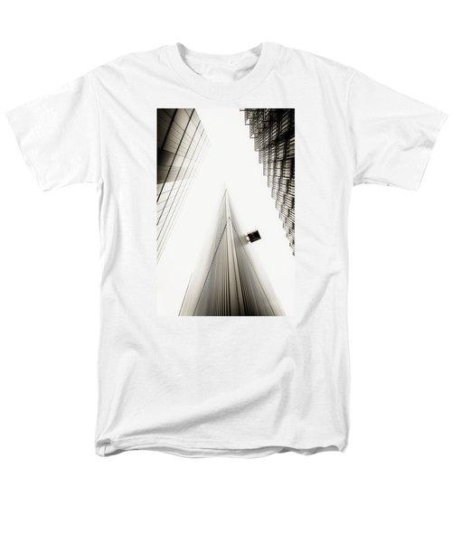 Not The Shard Men's T-Shirt  (Regular Fit) by Lenny Carter