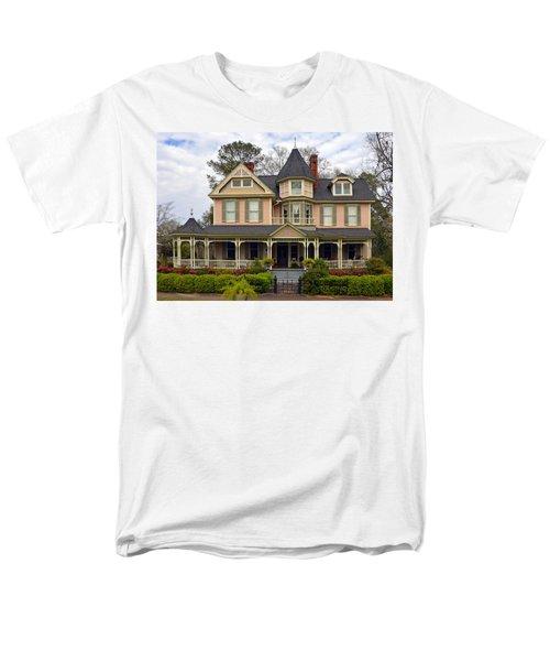 Peach Bainbridge Beauty Men's T-Shirt  (Regular Fit) by Carla Parris
