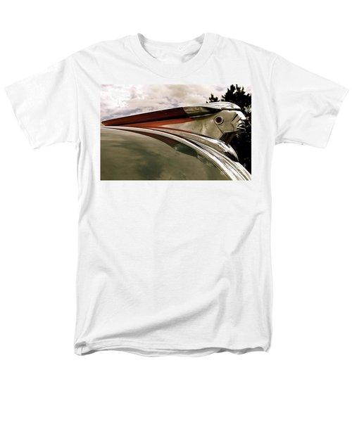 Pontiac Ornament  Men's T-Shirt  (Regular Fit) by Alan Johnson