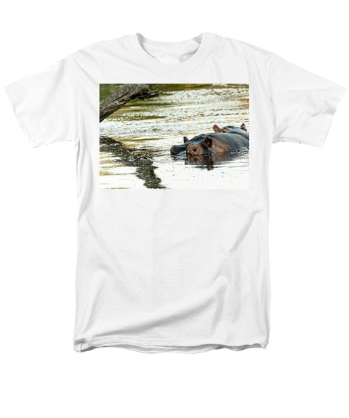 Reflections Men's T-Shirt  (Regular Fit) by Patrick Kain