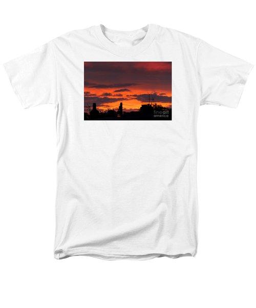Sailors Delight Men's T-Shirt  (Regular Fit) by David  Hollingworth