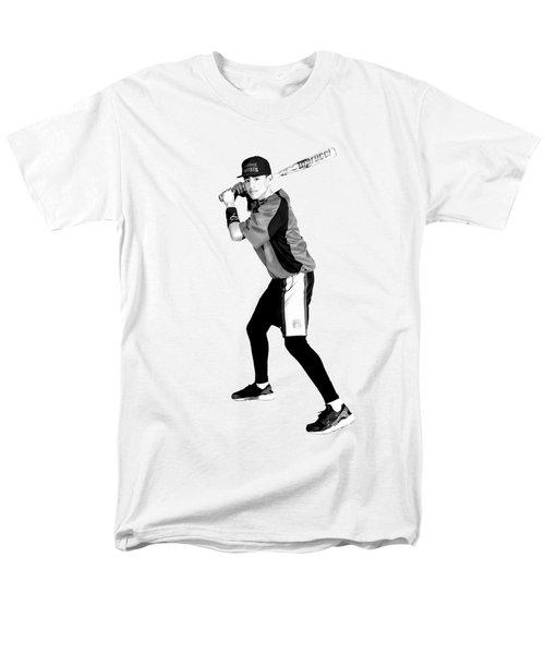 Southwest Aztecs Baseball Organization Men's T-Shirt  (Regular Fit) by Nicholas Grunas